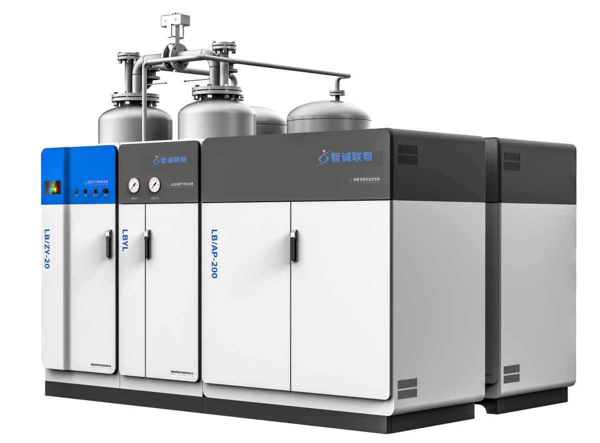 制氧设备 nba山猫直播在线观看制氧机 无油制氧设备 分子筛制氧机