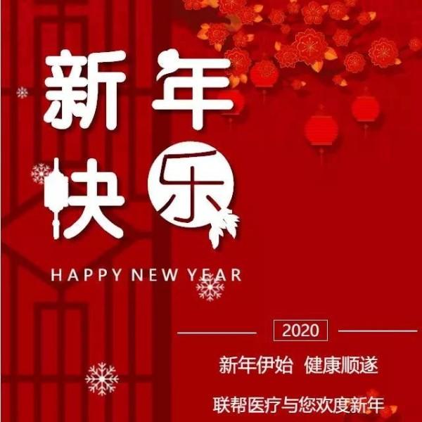 智诚联帮祝您元旦佳节快乐