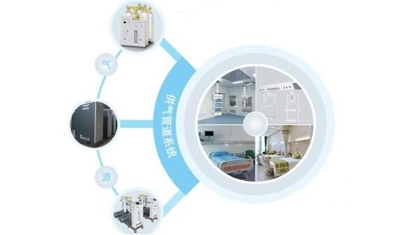 榆林市第一医院选购联帮医用中心供气系统
