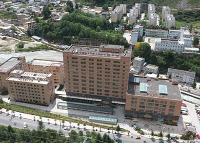 甘孜藏族自治州人民医院