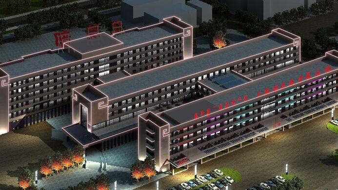 联帮医用中心供气系统在内蒙土默特左旗中蒙医院稳健运行