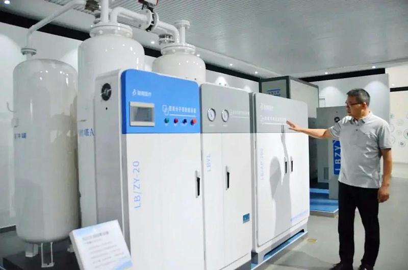 联帮低压无油医用分子筛制氧设备