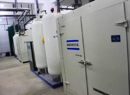 低压无油医用分子筛制氧设备