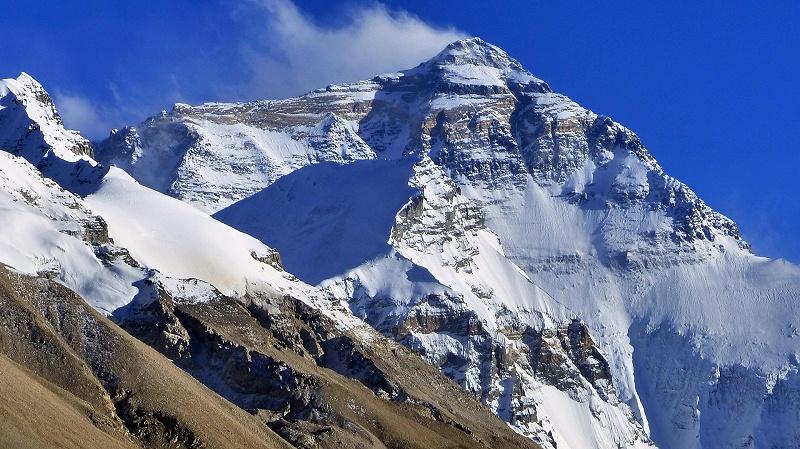 珠穆朗姆峰