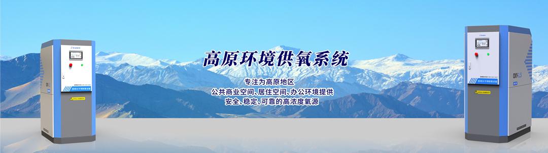 高原环境供氧系统